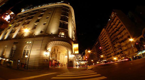 Avenida Alvear Buenos Aires