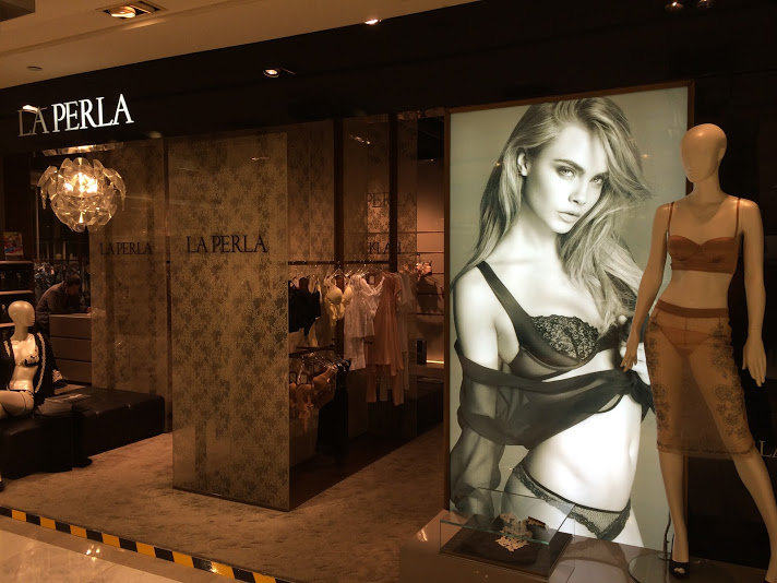 La Perla mercado de luxo