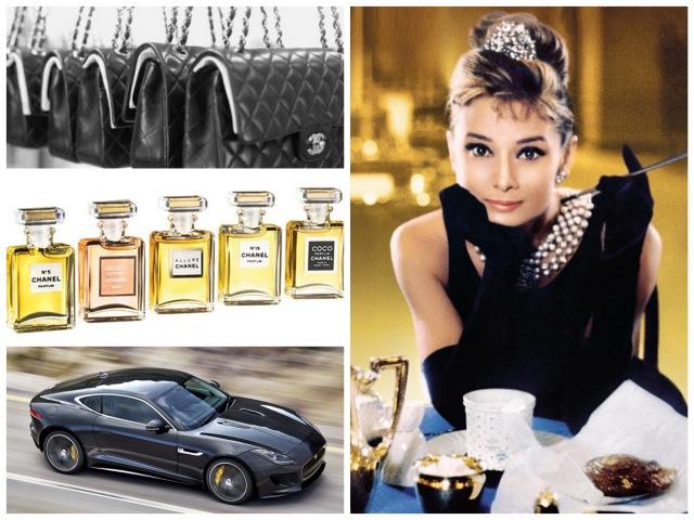 luxo e premium diferenças