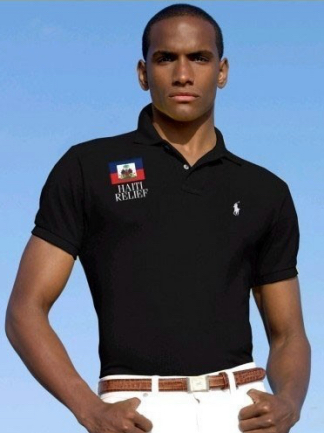 haiti relief ralph lauren polo shirt