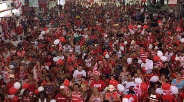 carnaval brasil luxo