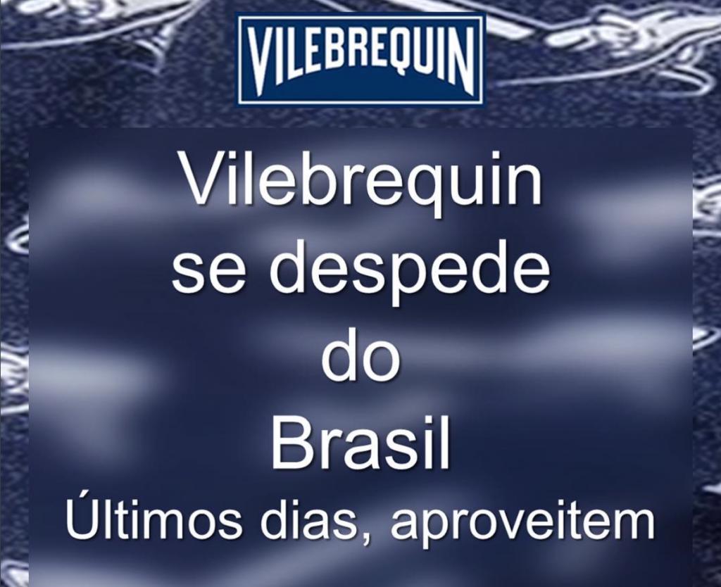 vilebrequin fecha no brasil